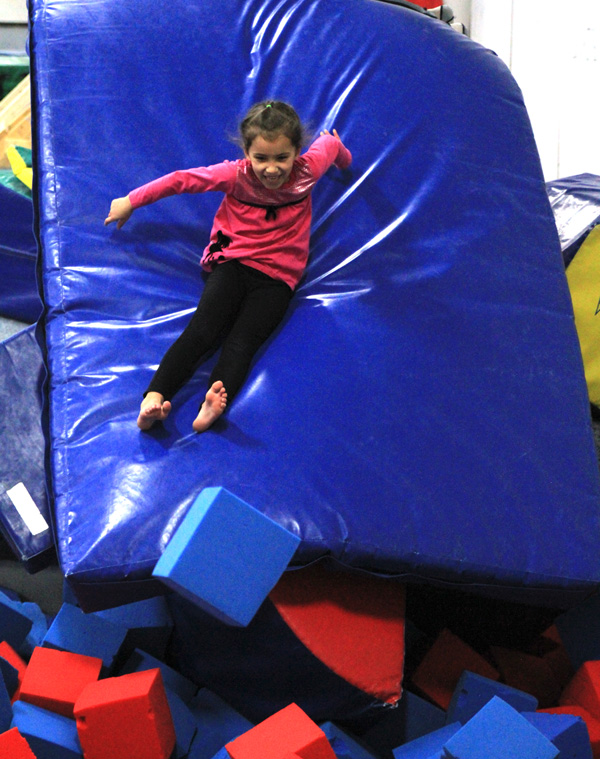 Birthday Parties Greenville Gymnastics